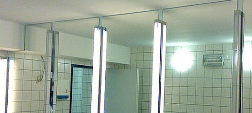 Spiegel aus Glas von Glas Eschbach