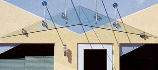 Vordächer aus Wipperfürth